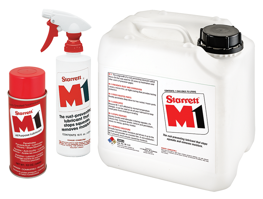 View M1 Lubricant